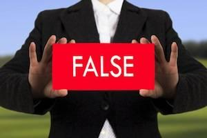 false advertising, Cook County business law attorneys